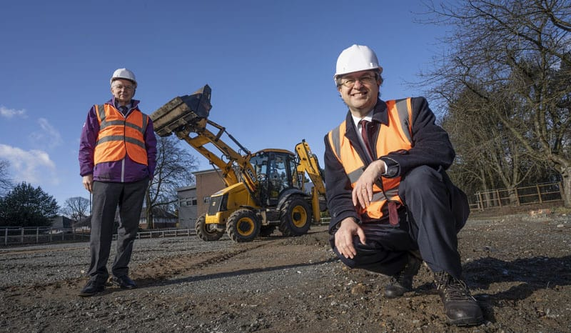 Milestone moment as work to begin at £400m business park for County Durham