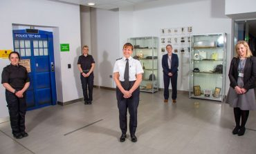 Durham's newest sergeants congratulated by chief constable