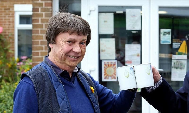 Proud Billy bows out after 30+ years' public service