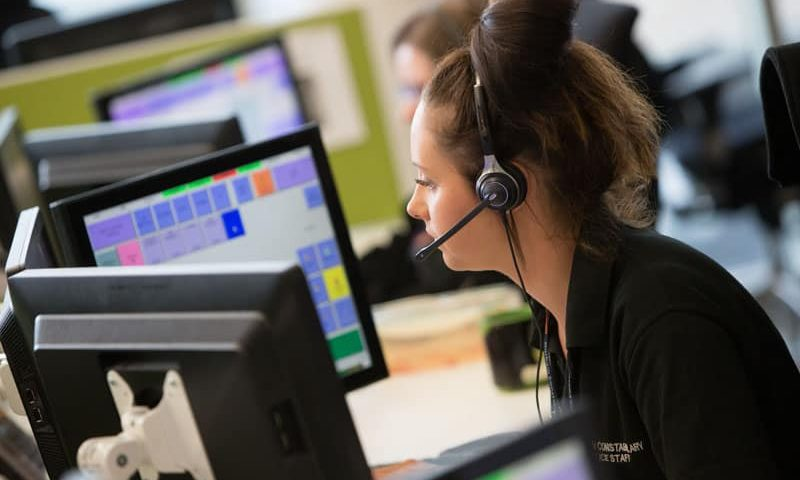 Two dedicated call handlers have been shortlisted for a prestigious award