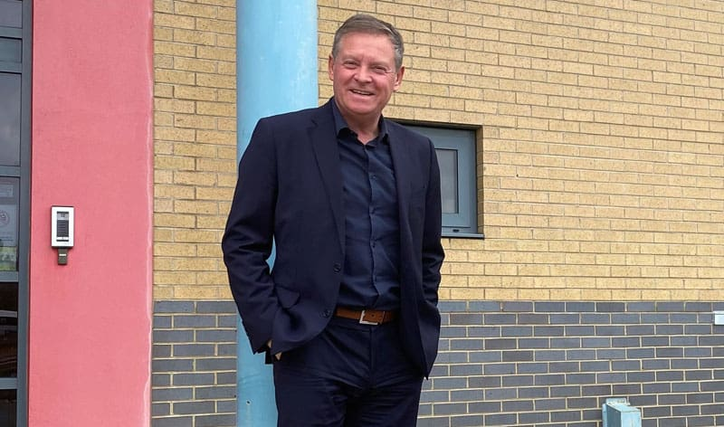 Economic partnership appoints new chairman