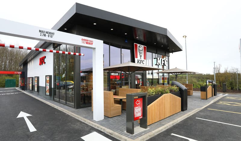 The Colonel's original recipe finally lands in Aycliffe