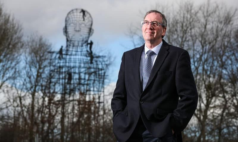 How Paul Howell has made Aycliffe Business Park his home