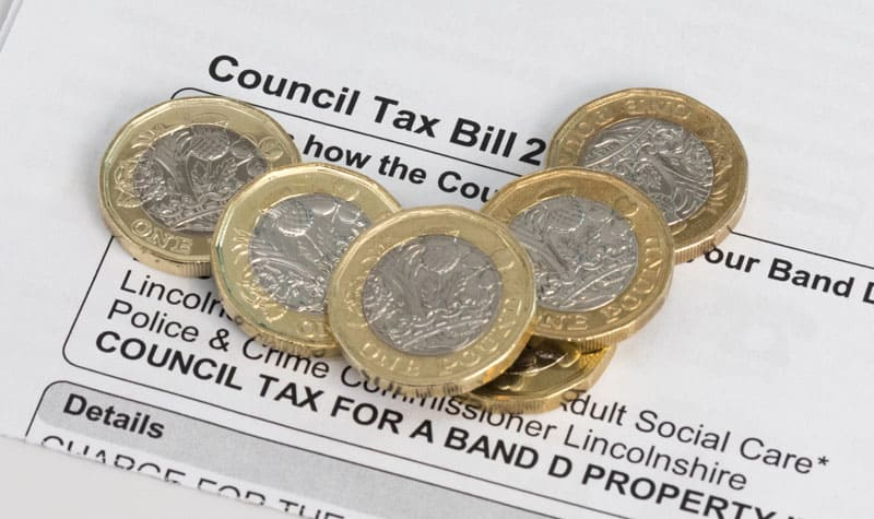 Reminder to take advantage of council tax discounts