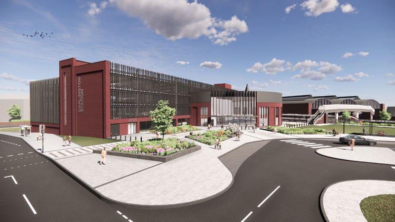 £100m Darlington station plans are revealed