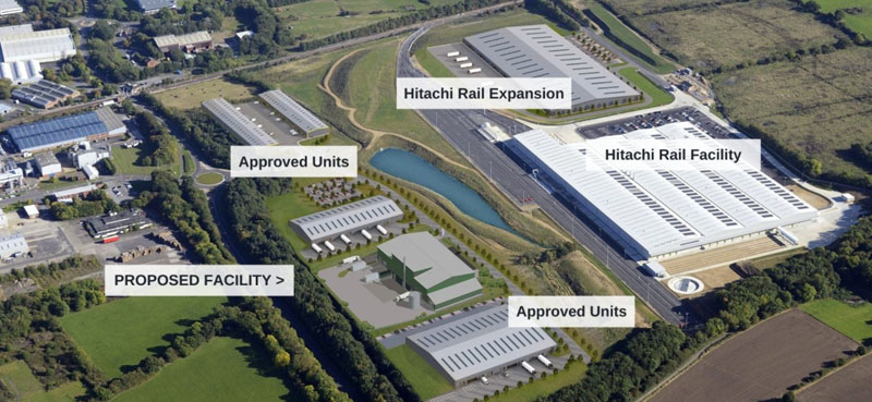 Aycliffe waste facility will help power NHS, says company founder