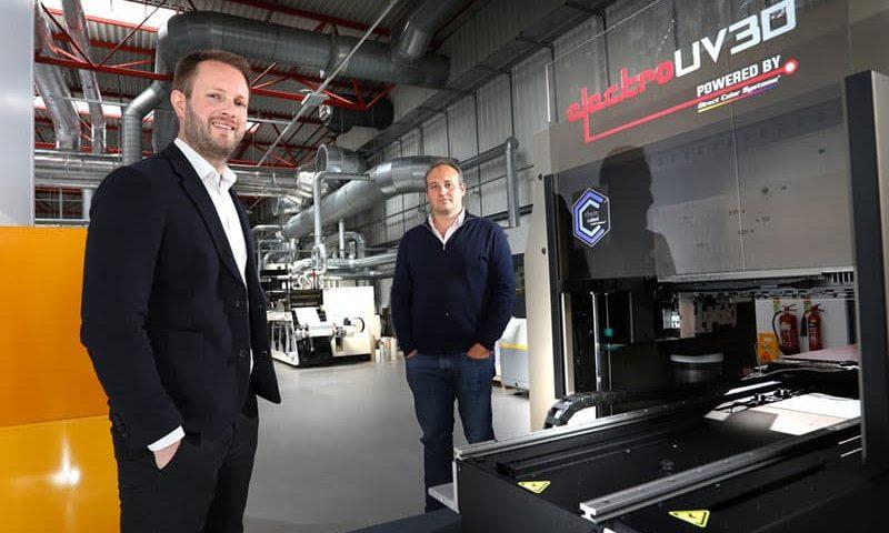 Aycliffe printable pressure sensor technology wins fund backing