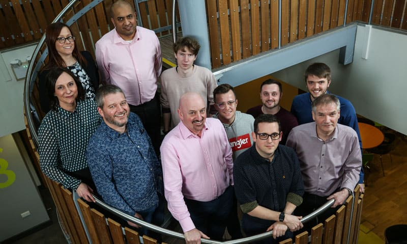 Aycliffe tech firm sees increase in demand to digitise systems