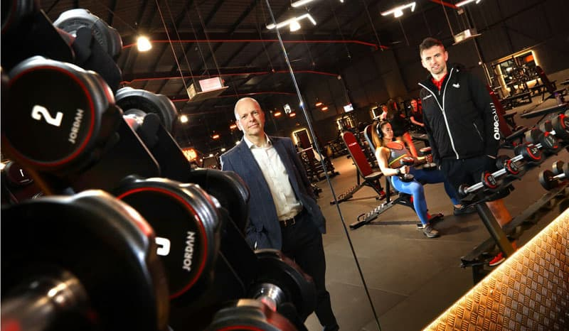 OneGym fighting fit for the future as it opens newest facility