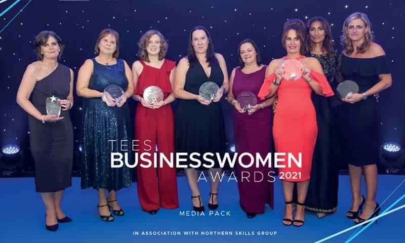 Opportunity to sponsor 2021 businesswomen awards