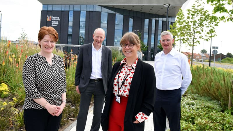 Vital vaccine manufacturing training to be delivered in Darlington