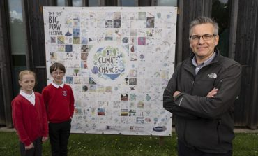 Youngster's creations fly the flag to tackle climate change