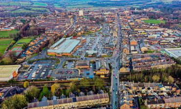 Multi-million-pound successful funding bid for town transformation project