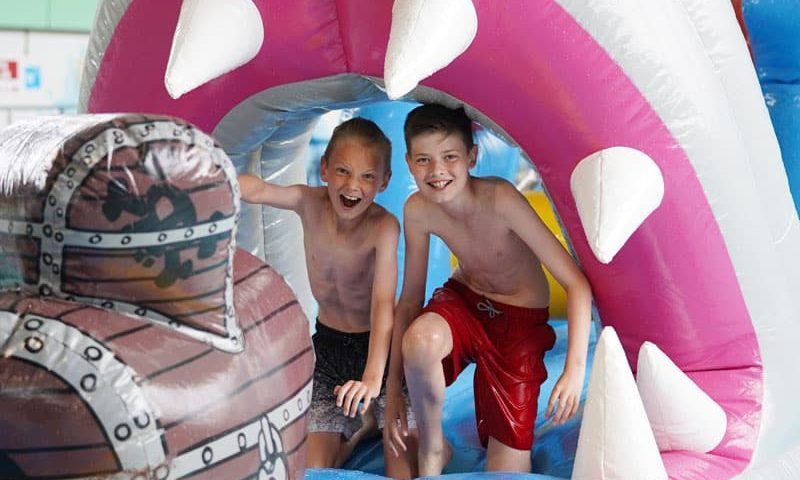 Free summer swimming sessions launch for school holidays