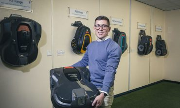 How the pioneers of robotics Husqvarna are future-proofing their Aycliffe operation