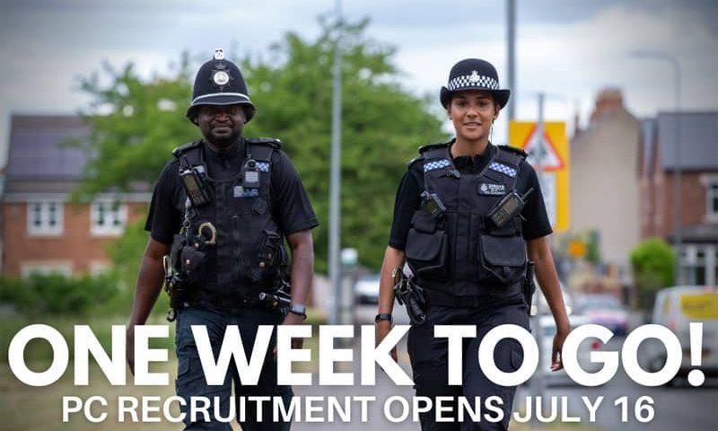 Durham Police launch new recruitment drive