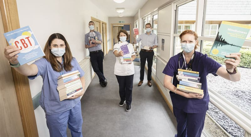 Reading scheme to boost wellbeing for long Covid patients