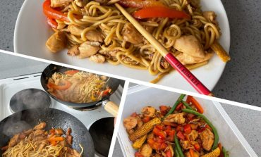 Chinese on the menu for Aycliffe students