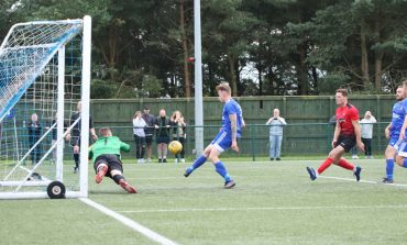 Aycliffe go top with four wins from first four games