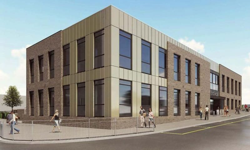 Finley Structures strike up new deal with GMI Construction