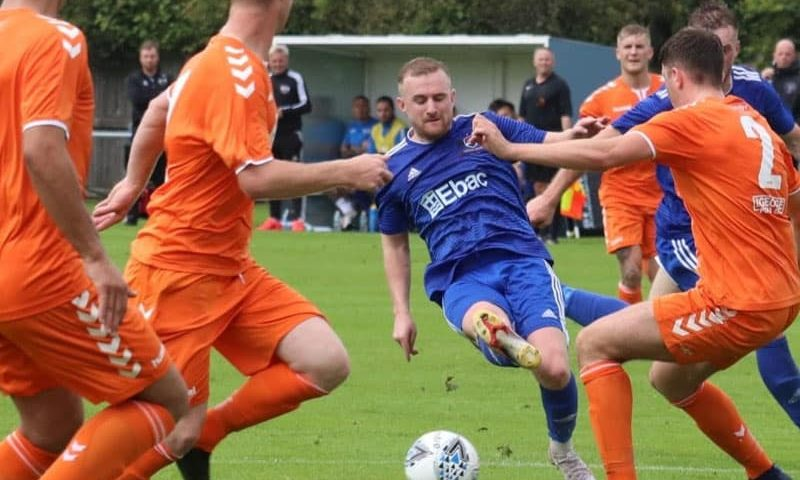 Aycliffe progress in the FA Cup
