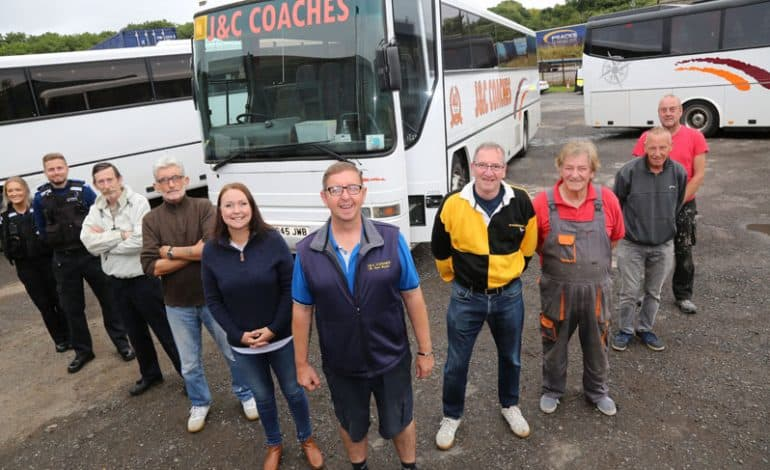 Commercial vehicle to be turned into mobile 'community coach' for youngsters