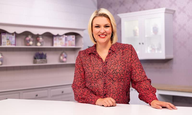 Sara Davies launches new Craft with Sara workshops