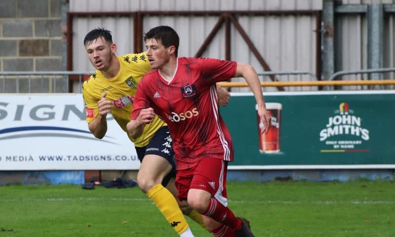 Aycliffe through to next round with FA Cup away win