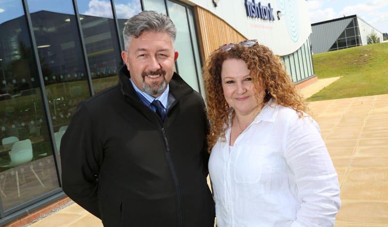 Stiller manager joins Aycliffe Business Park Community board