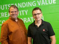 Aycliffe web firm outlines ambitious plans after merger