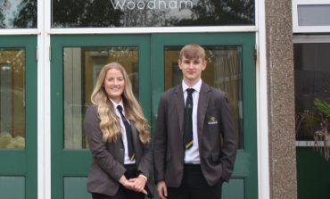 School appoints head boy and girl for 2021-22