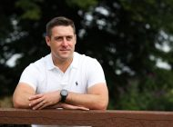 Aycliffe entrepreneur has the 'bit' between his teeth