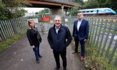 Proposals submitted to review reopening town's railway station