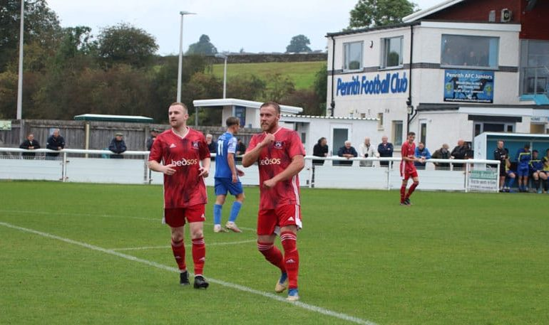 Aycliffe hit five in win at Penrith