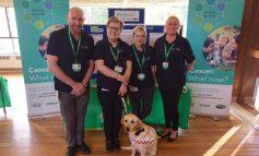Charity worker invited to prestigious Macmillan event