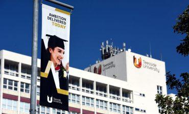 Teesside University celebrates Investors in People (IiP) Gold success