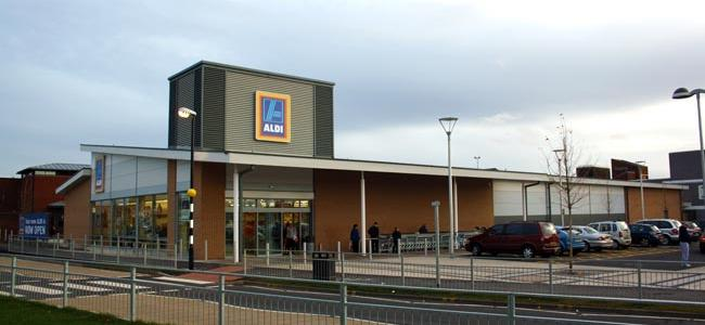 ALDI'S PRICE WAR VOW AS PROFITS LEAP BY 65%