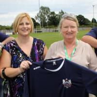 MEMORIAL GAME RAISES CASH FOR NEW CANCER GROUP