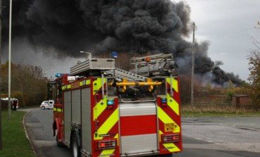 Great Fire of Newton Aycliffe