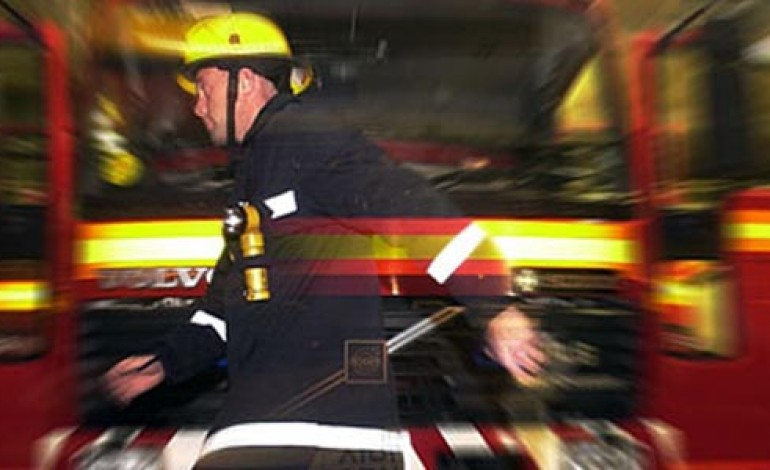 200 emergency responses – busy weekend for fire service