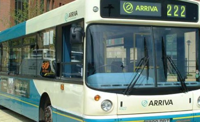 NEW BUS PASSES ON THEIR WAY