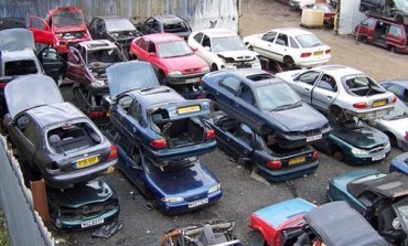 POLICE CHECK ON CO. DURHAM SCRAPYARDS