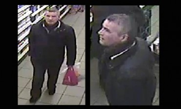 SAVERS THIEF IS SOUGHT
