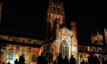 North East businesses help light up Lumiere