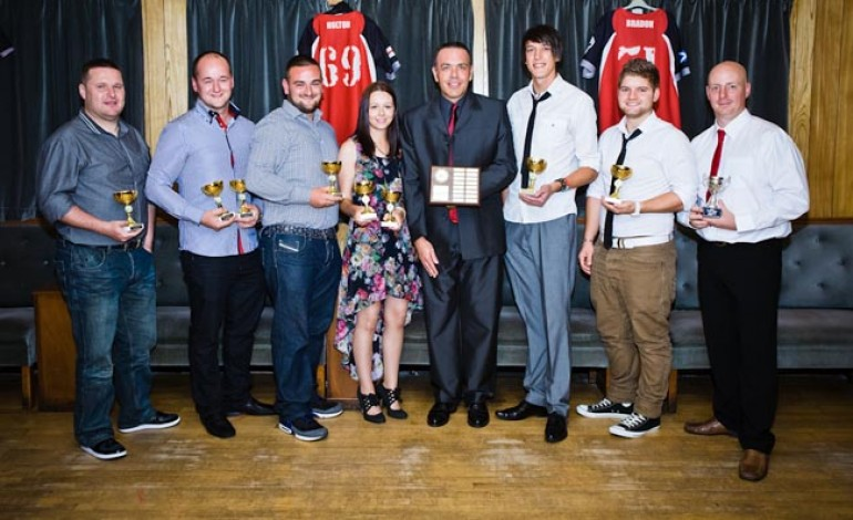 SPARTANS UP FOR TOP AWARD