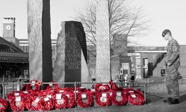 REMEMBRANCE DAY - IN PICTURES