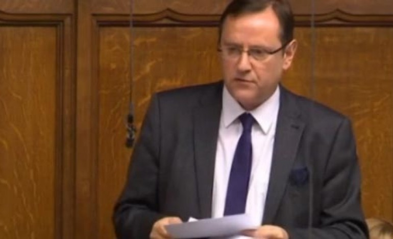 MP'S PASSIONATE 'AYCLIFFE ANGELS' SPEECH