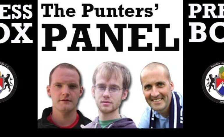 THE PUNTERS' PANEL