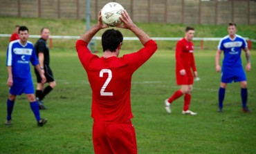 NEWTON AYCLIFFE V CONSETT - IN PICTURES