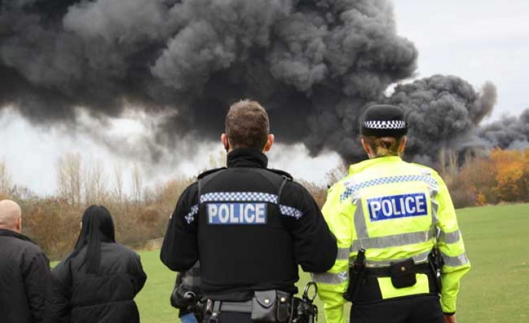 'AYCLIFFE FIRE' INVESTIGATION CONCLUDES